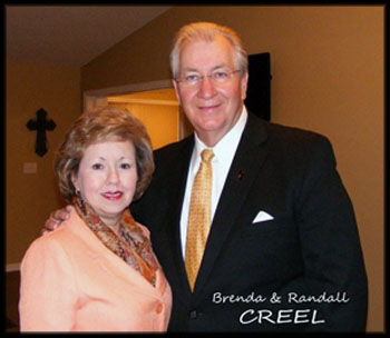 Bro Randall and Brenda Creel